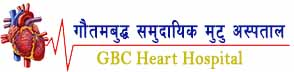 Gautam Buddha Community Heart Hospital Logo